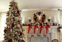 Holly Jolly Christmas / Holiday decorations, food etc. / by Tracie Gibb