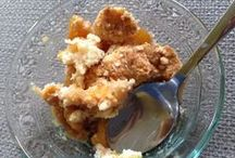 dessert - get in my belly / yummy in my tummy. #desserts #scrumptious baking!