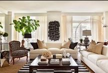 Interiors / by Cathy Danley