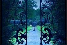 Gates, Keyholes,Doorways / by Bev Kornegay