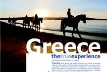 Greek National Tourism Organisation campaigns / An iconic presentation of the Greek National Tourism Organisation's advertising campaigns throughout the years / by Elli Vazou