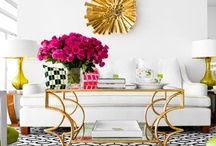 For the Home / Gorgeous rooms, furniture & accessories....