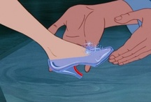 Give a girl the right shoes and.... / she can conquer the world.. M.M.