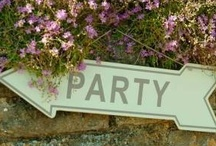 PARTY SWEET GARDEN PARTY / by Bev Kornegay