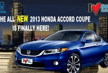 2013 Honda Models / Come check out the all NEW 2013 Honda Accord, Odyssey, Pilot, CRV, Crosstour, & Redesigned Civic available at Hillside Honda located in Queens, NY serving Brooklyn, Long Island, Manhattan, Bronx, and Staten Island. #2013Honda #redesignedcivic #accord #odyssey #crv #crosstour #pilot  / by Hillside Honda
