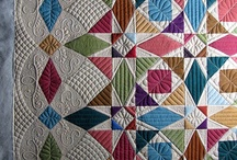 Q is for Quilts / by Sharon Wright