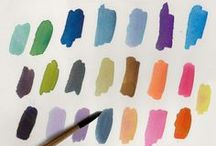pretty palettes / Gorgeous color palettes for everyday projects.