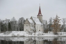 Church Buildings / by Susan Vanderlaan