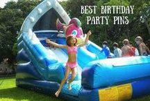 Best Birthday Parties EVER! / My not-so-secret board of party secrets! Here are some of my personal favorites! Have a great idea and want to brainstorm? If you are in the Sarasota Bradenton area, we love to bring the party!  Call us at (941) 343-0370!