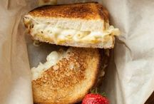 Grilled Cheese / by Toni | Boulder Locavore