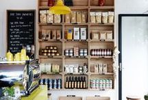 Commercial spaces and shopfronts
