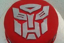 Transformers Party! / A smashing good time for all with this great new bouncehouse and fun party ideas!  www.partyjumpersinc.com #Sarasota #Bradenton #partyrentals #bouncehouse