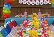 Twister Party! / Great for all ages and genders! Our Giant Twister inflatable is perfect!