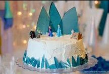 Frozen Party / Want to cool off a hot summer party? Check out these ideas with Party Jumpers in the Sarasota Bradenton Area....www.partyjumpersinc.com or call us at (941) 343-0370