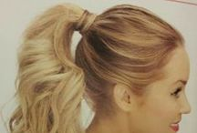 Top 10 Perfect Ponytails / by Remington Ready
