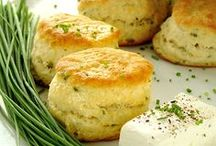 Recipes - Bread, Rolls, Biscuits & Muffin Recipes