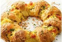 Recipes - Brekkie (i.e. Breakfast Feast)