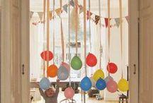 Kiddie Birthday Parties / by Rosie Pope