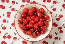 Berries and Cherries / Summer sweets <3