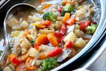 Easy Dinners / Save time feeding your hungry kids with these simple and delicious dishes.