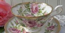 Royal Albert China / Royal Albert ~ fine English bone china for over 100 years. Beautiful floral designed teacups and more.