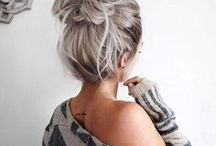 BUNS FOR DAYS / From messy buns to ballerina buns, we love them all!