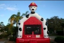 Paw Patrol Party! / SAVE THE DAY with a fun Paw Patrol themed birthday party!  We can help every step of the way! Bouncehouses, slides and more delivered in the Sarasota and Bradenton areas! www.partyjumpersinc.com