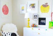 Pops of Color : Nursery Inspiration