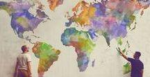 Street Art Around the World / A collection of Travel Blogs celebrating Street Art found around the world!
