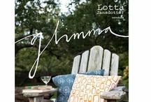Lotta Jansdotter and Windham Fabrics / by Windham Fabrics