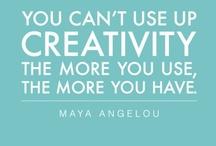 crafty ideas / by Christine Drumm Hall