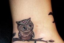 tattoos / by Heather Brockhaus