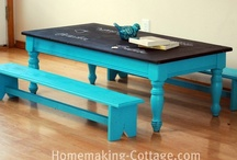 DIY Home and Furniture Renovation / by Raindrops Roses