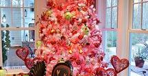 Decorated Trees For Christmas and more... / Decorated Christmas Trees for all Seasons and Events. Fall, Halloween, Christmas, Easter, Fourth of July, and more.