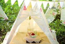 Party ideas / by Tanya Masterson