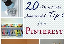 Household tips / by Tanya Masterson