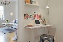 Small space inspiration / by Tanya Masterson