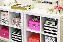 Home Decor / Vanity Room