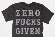 My style - t-shirts
