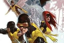 Comic Art - X-Men