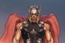 Comic Art - Thor