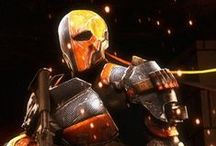Comic Art - Deathstroke