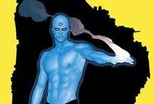 Comic Art - Watchmen