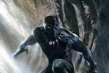 Comic Art - Black Panther