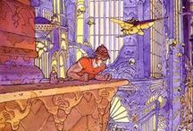 Comic Art - Moebius