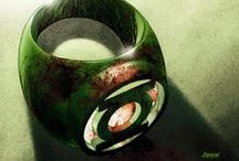 Comic Art - Green Lantern