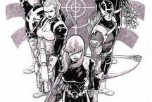 Comic Art - S.H.I.E.L.D.