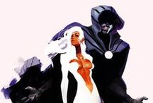 Comic Art - Cloak & Dagger