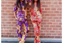 DPipertwins Style / Get our look! shop www.Dpipertwins.com Danielle and Chantelle Dwomoh-Piper Dpipertwins