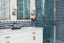 ROOMS | Bathrooms / Bathroom inspiration for your home!